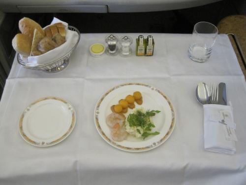機内食EK419K