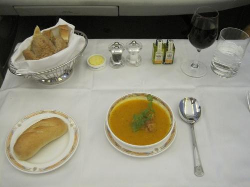 機内食EK419L